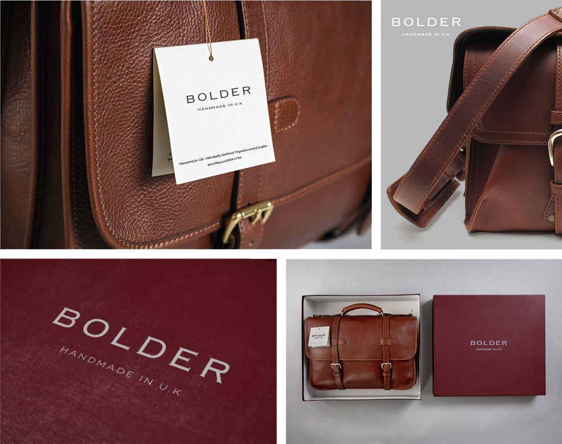 Realizzazione Logo Bolder Portfolio brand logo design moda Kaistudio Web Agency Realizzazione siti web ed e-commerce. Posizionamento sui motori di ricerca e web marketing Realizzazione loghi e grafiche
