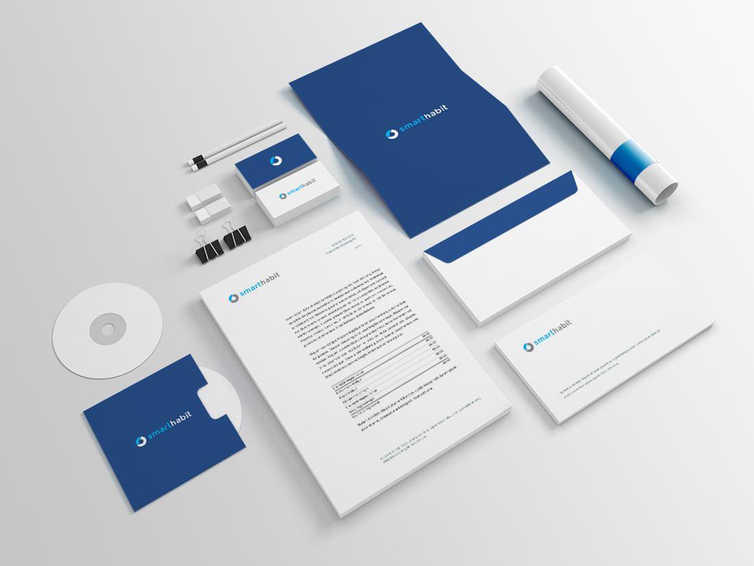 Smart Habit Portfolio 1 Kaistudio Web Agency Realizzazione siti web ed e-commerce. Posizionamento sui motori di ricerca e web marketing Realizzazione loghi e grafiche
